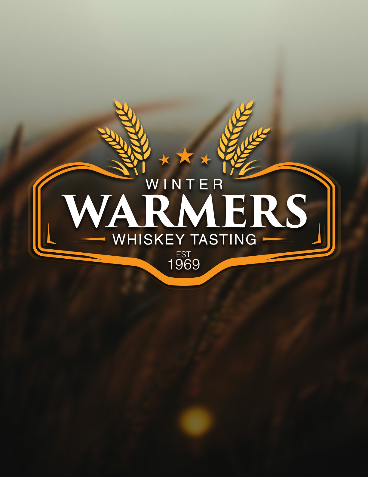 Local whiskey tasting logo